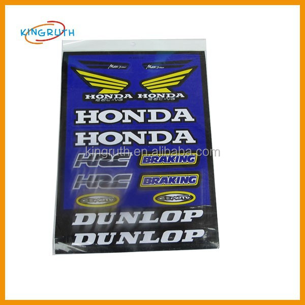 very popular 3m motorcycle gas tank stickers