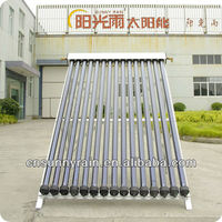 Sunnyrain New Design Heat Pipe Solar