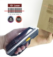 industrial barcode scanner windows mobile pda