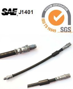 DOT Certified SAE J1401& FMVSS106 standard automotive hydraulic brake hose