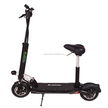 2017 Powerful high speed lithium Cheap Big 2 wheel standing motorcycle electric step scooter adult battery