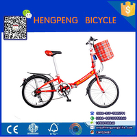 china wholesale 14/16 inch folding bike/mini folding bike