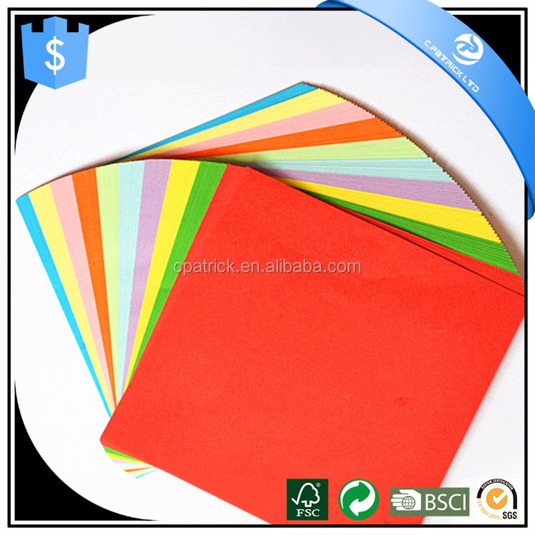 100 sheets eco-friendly Origami/Handmade paper for folding