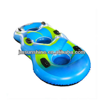 pvc inflatable snow tube