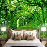 Printable Wall Covering Fabric Textile Wall Murals