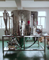 TP-S100 TOPTION 10L lab scale used mini spray dryer wurster