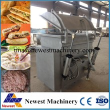 Hot selling stuffing mixing equipment/stainless steel meat mixer/meat food stuffing filling