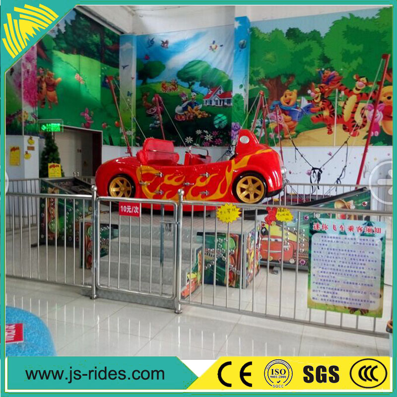 amusement rides thrill Rides for Adults Rotative flying toy car for sale