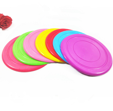 7 color Pet Frisbee pet toys for dog bite toys dog Chew TPR Pet Toy