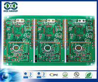 LCD TV PCB Main Board / TV PCB assembly / LCD TV circuit board manufacturer in shenzhen
