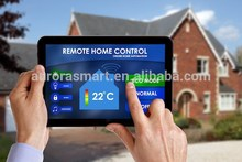 2017 Phone APP Control Smart Home Automation System Smart Home Solutions