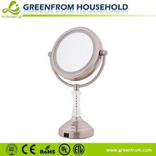 Touch Sensor Chinese Style Bathroom Mirror Radio