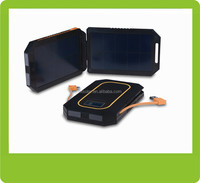 LETSOLAR LET54BH power bank 6000mAh solar charger,,battery case for Samsung ,iPhone6 iPad & Smart phone & computer