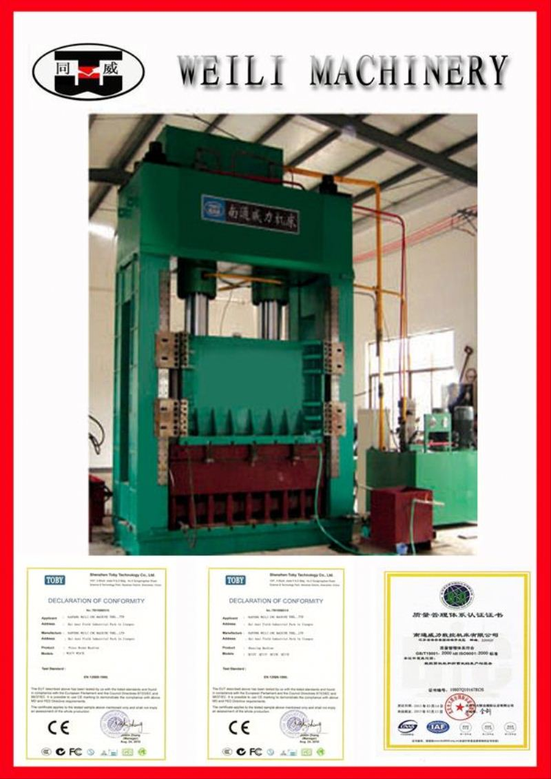 WEILI MACHINERY Factory Best Selling cnc steel plate bending machine