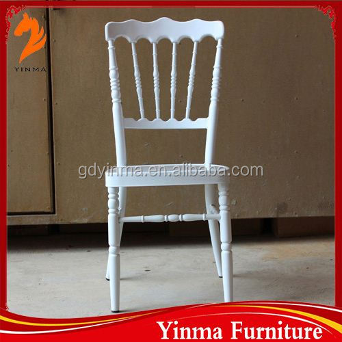 2015 cheap and high quality new popular plexi napoleon chair for wedding event party