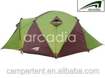 good quality family camping tent for 4 persons