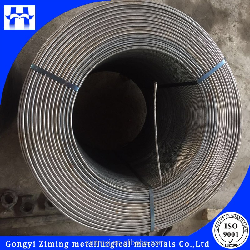 Supplier Of China Products High Quality seamless Calcium Cored Wire
