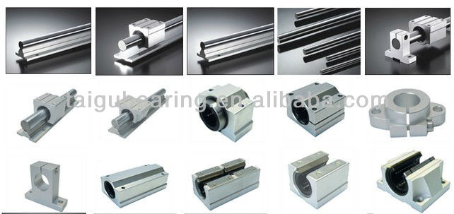 SFC 8mm Sliding Shaft With Keyway