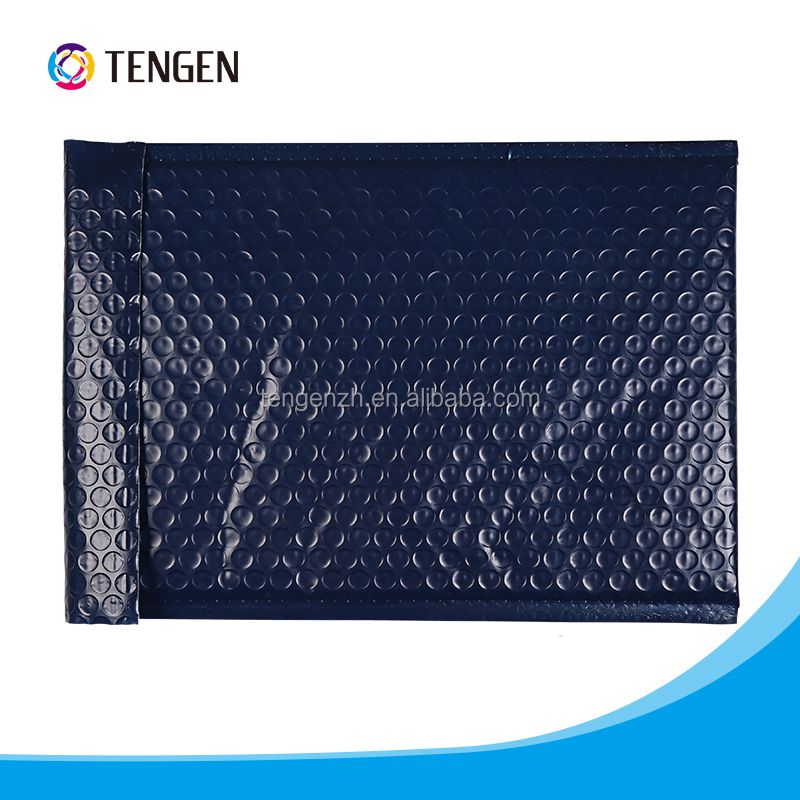 wholesale Colorful Self Seal Padded metallic bubble mailer with low price
