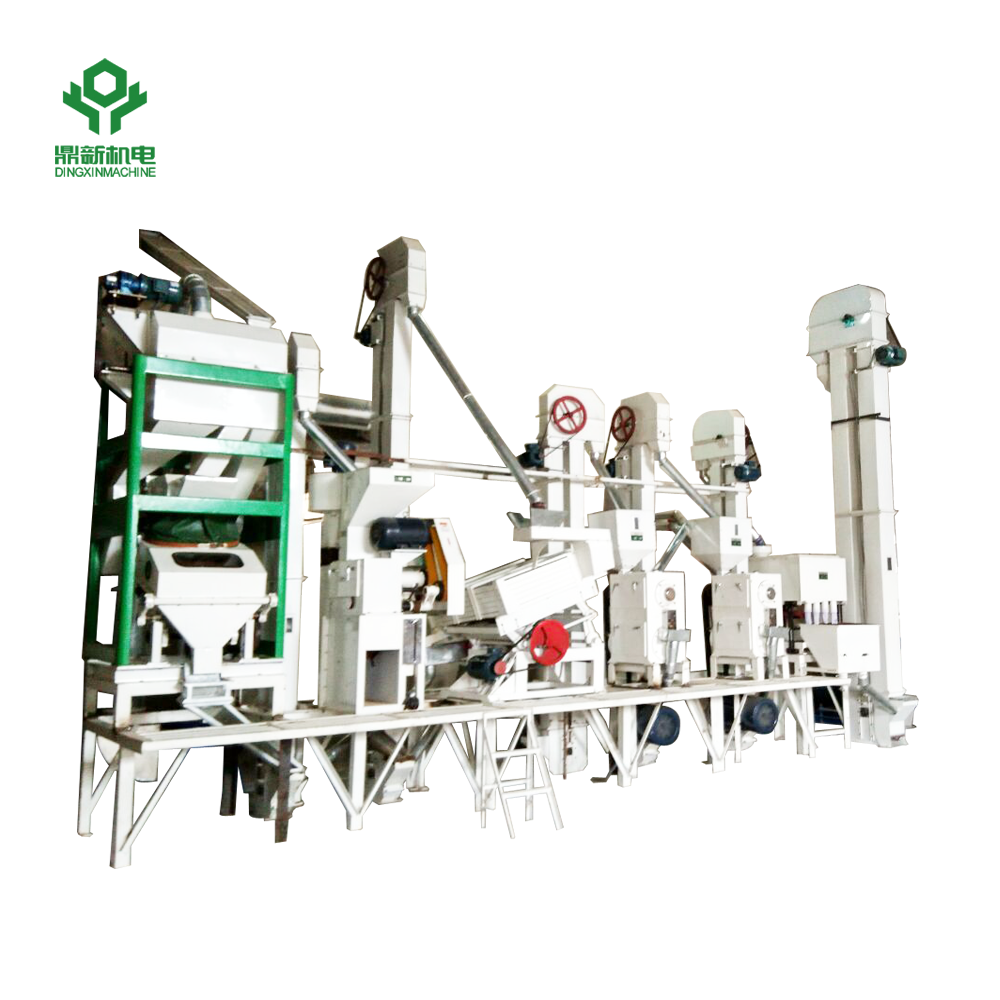 20-30 ton per day Complete Rice Milling Machine