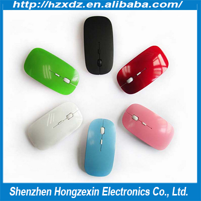 2017 Hot Sale Cheap Universal Computer 2.4Ghz Cordless Optical Wireless Mouse