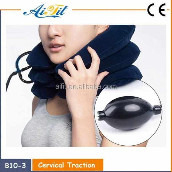 Home Medical Equipment---Air Neck Traction for Back And Neck Pain