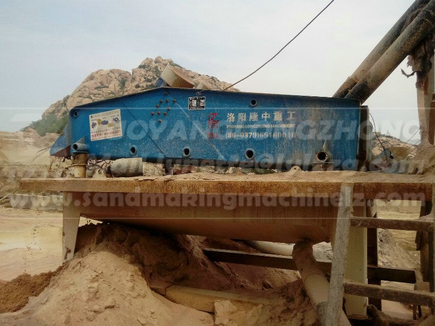 good quality dehydrating sieving machine for sale