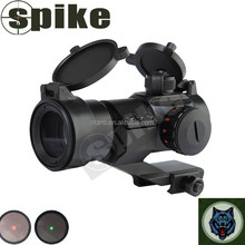 SPIKE 4 MOA Red/Green Dot with Cantilever AR-15 Mount SF-OP-B
