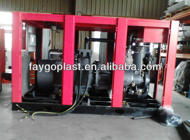 30kw 40HPDouble Screw Air Compressor for Sale Original Germany Air End, AC Power 380V, 50HZ(ISO 9001, CCC,CE)
