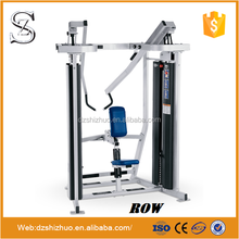 gym equipment names Row Commercial fitness equipment in various fitness clubs or fitnes