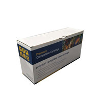 Custom toner cartridge packing box small size with logo printed packing box