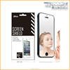 Made in China cheap clear mirror screen protector for iphone5 5s smartphone