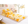 Baby and kindergarten 100% cotton quilt 3 pieces bedding sets yellow Dreammaker
