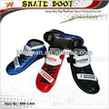Professional inline skate boot, speed skate boot