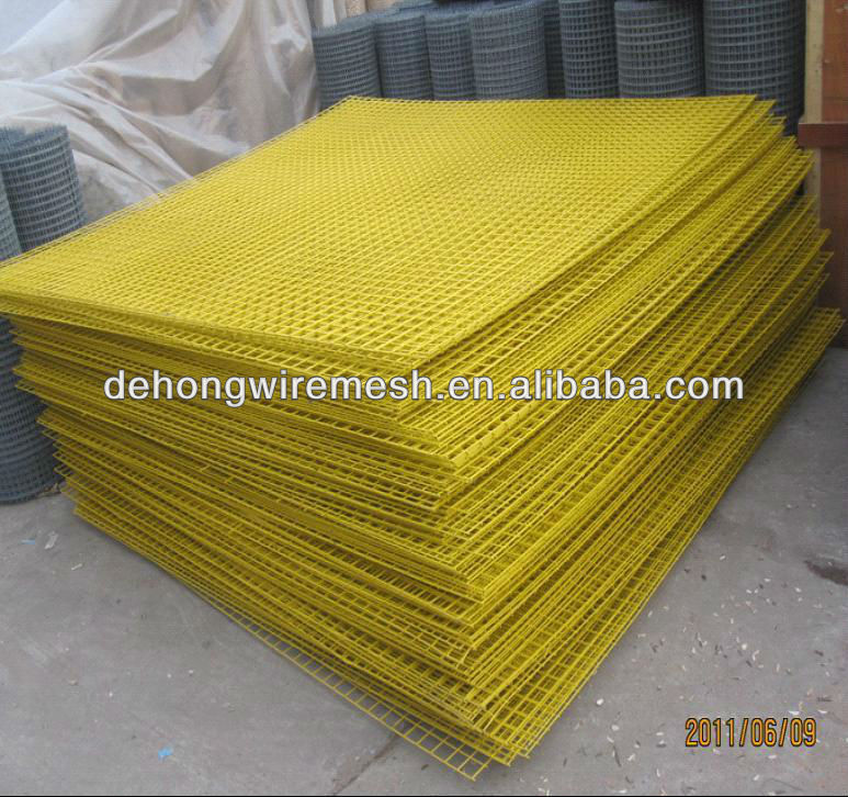 Square Welded Wire Mesh/Fence Net(factory)