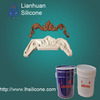 Liquid RTV Silicon for Sculpture Molding making,mold decorative concrete silicone rubber