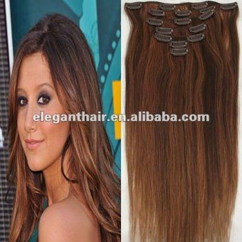 Mixed color 430100 indian remy hair18 inchclip in hair mixed color 430100 indian remy hair18 inch pmusecretfo Image collections