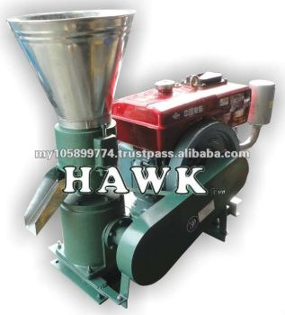 HAWK PELLET MILL PM150B