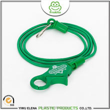 Top sale safe secure elastic sullpe bungee cords lobster claw