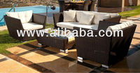 Synthetic Rattan Set