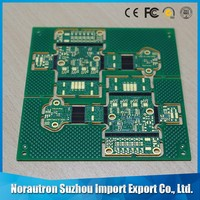 Excellent manufacturer High Precision custom circuit layout china diy multilayer pcb