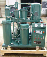 Used Lubricating Oil Cleaning System from china factory, Lube Oil Purification Machine