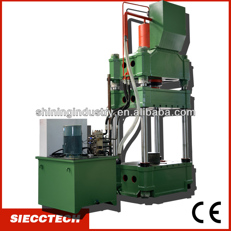 SIECC METAL SHEET HYDRAULIC PRESS AND STAMPING AMCHINE