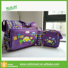 2016 Cute pictures adult baby diaper bag organizer mummy bag
