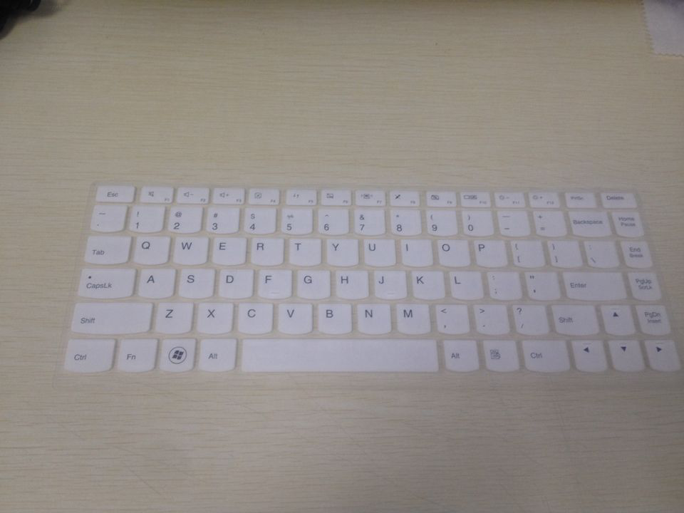 manufacture quality Silicone keyboard cover for mac