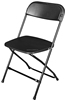 cheap plastic/steel outdoor chair