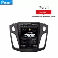 Penhui Android 4.4 quad core Car PC GPS For Focu 3 (2012--2014) 14 INCH Support Wifi+OBD+DVR+3G+ GPS+PhonebooK+RDS+BT+TPMS
