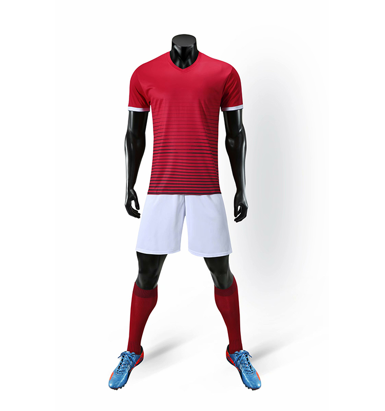 Cheap Plain Best Quality Grace Football Uniform Sport Soccer Jersey Equipment