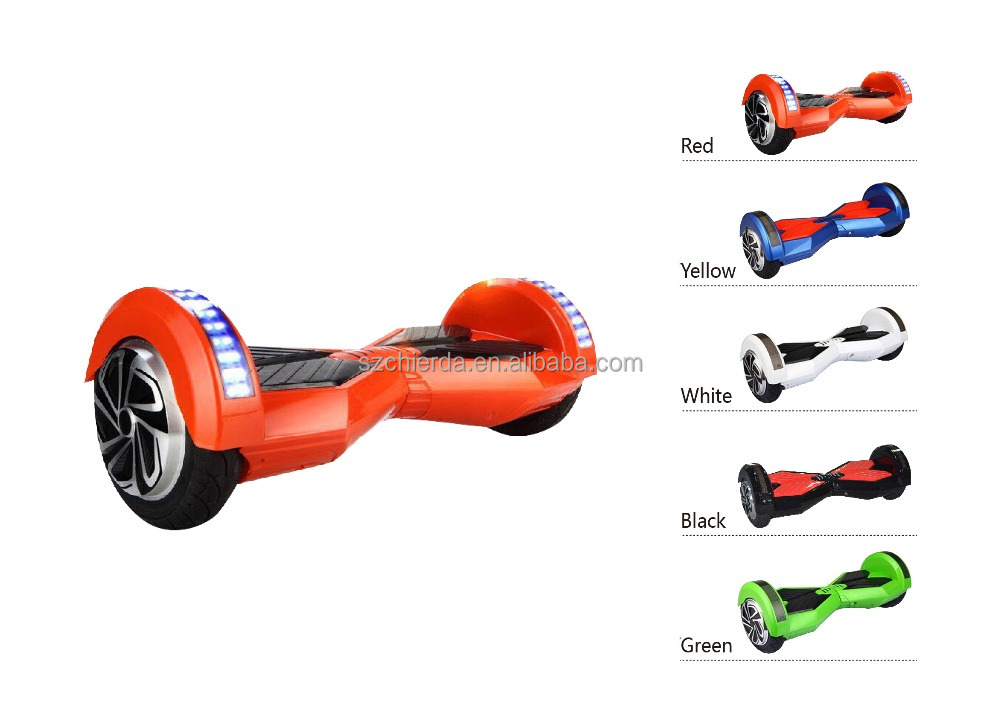 Most Popular Christamas Gifts Self Balance Scooter Twisting Electric Skateboard for Sale