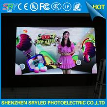 hot sell video play p6 indoor led display smd ali p6 led display with certificate
